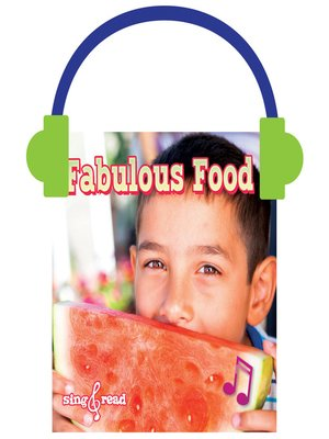 cover image of Fabulous Food