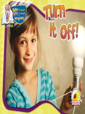 cover image of Turn It Off!