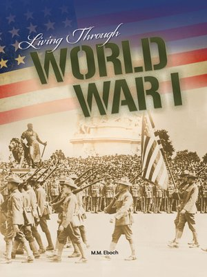 cover image of Living Through World War I