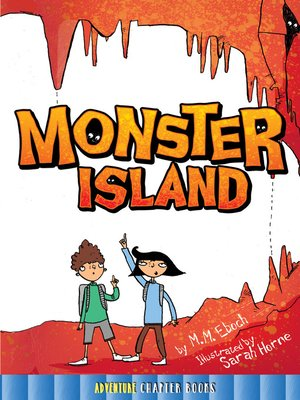 cover image of Monster Island