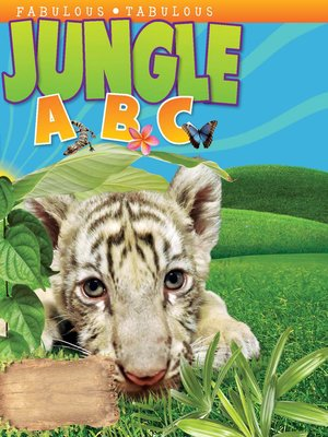 cover image of Jungle ABC