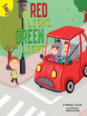 cover image of Red Light, Green Light