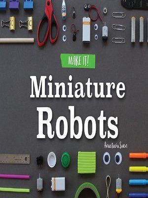 cover image of Miniature Robots