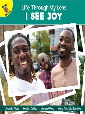 cover image of I See Joy