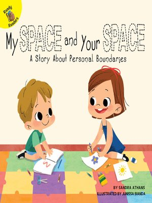 cover image of My Space and Your Space