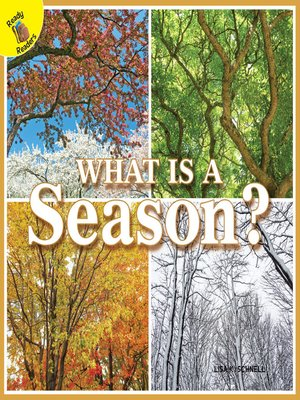 cover image of What is a Season?