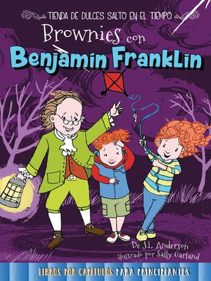 cover image of Brownies con Benjamín Franklin