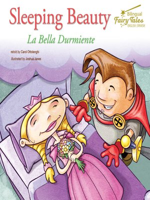 cover image of Bilingual Fairy Tales Sleeping Beauty, Grades 1 - 3