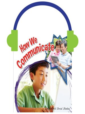 cover image of How We Communicate