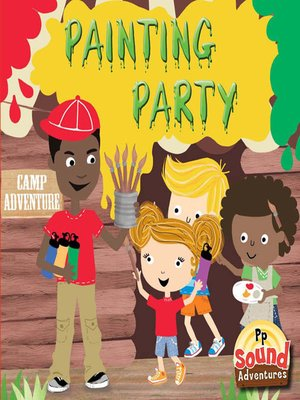 cover image of Painting Party