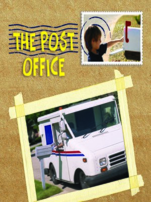 cover image of The Post Office