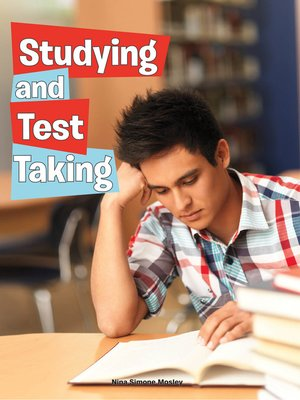 cover image of Studying and Test Taking