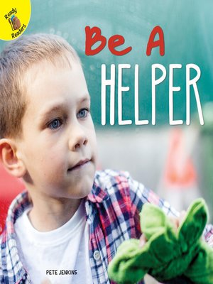 cover image of Be a Helper