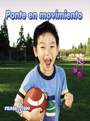 cover image of Ponte en movimiento (Get Moving)