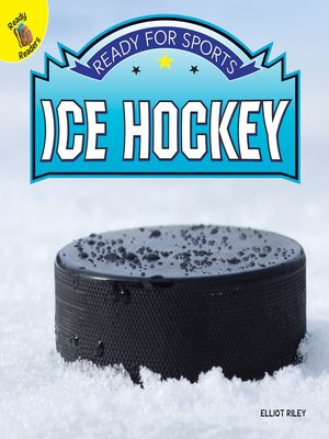 cover image of Ready for Sports Ice Hockey, Grades PK - 2