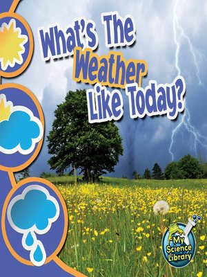 cover image of What's the Weather Like Today?