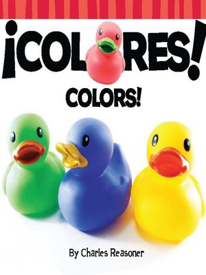 cover image of ¡Colores! (Colors)