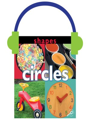 cover image of Shapes: Circles