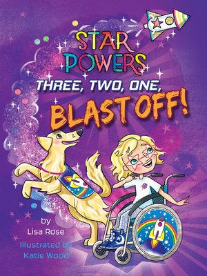 cover image of Three, Two, One, Blast Off!