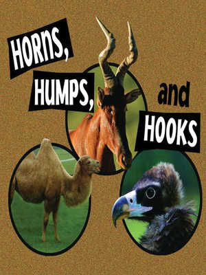 cover image of Horns, Humps, and Hooks