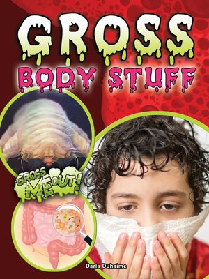 cover image of Gross Body Stuff