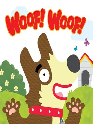 cover image of Woof! Woof!