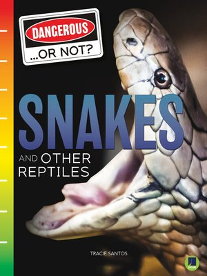 cover image of Snakes and Other Reptiles