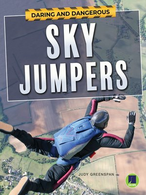 cover image of Sky Jumpers, Grades 4 - 8
