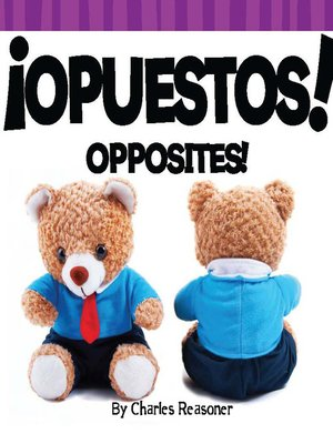 cover image of ¡Opuestos! (Opposites)