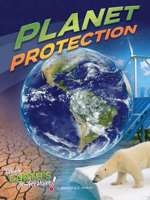 cover image of Planet Protection