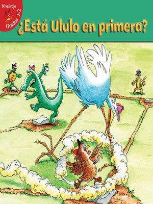 cover image of ¿Está ulula en primera?