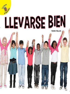 cover image of Me Pregunto (I Wonder) Llevarse bien, Grades PK - 2