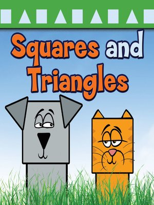 cover image of Squares and Triangles