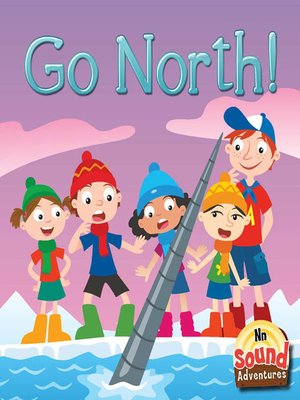 cover image of Go North!