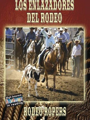 cover image of Los enlazadores del rodeo (Rodeo Ropers)