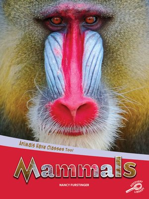 cover image of Animals Have Classes Too! Mammals, Grades 1 - 3