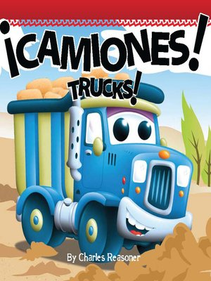 cover image of ¡Camiones! (Trucks)