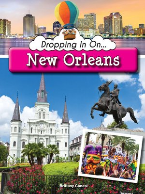 cover image of Dropping In On New Orleans