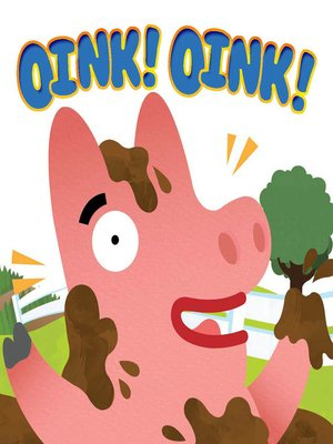 cover image of Oink! Oink!