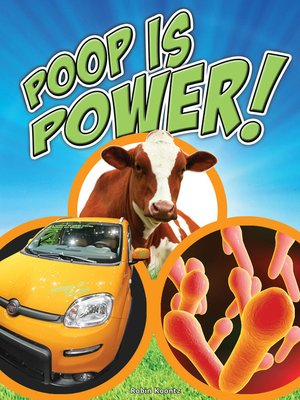 cover image of Poop is Power
