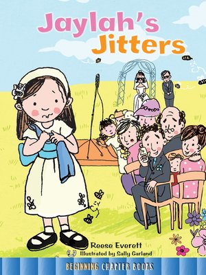 cover image of Jayla's Jitters
