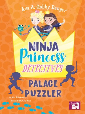 cover image of Palace Puzzler