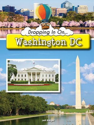 cover image of Dropping In On Washington DC