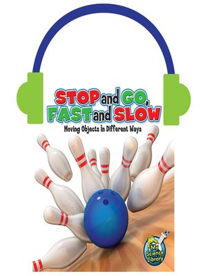 cover image of Stop and Go, Fast and Slow
