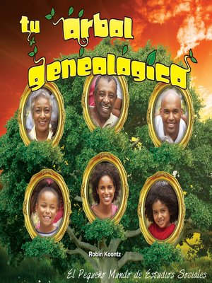 cover image of Tu árbol genealógico