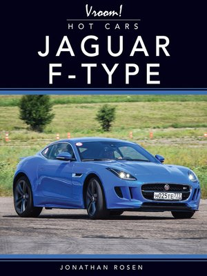 cover image of Jaguar F-TYPE