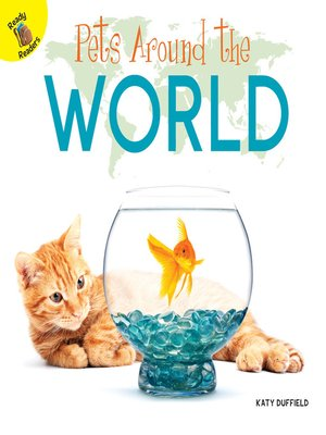 cover image of Pets Around the World