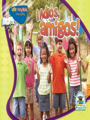 cover image of Adiós, amigos (Good-Bye Friends!)