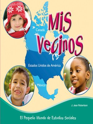 cover image of Mis vecinos