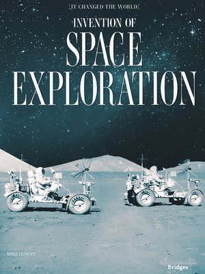 cover image of Invention of Space Exploration